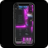 Telefoon elektriciteit Live Wallpaper gratis-APK
