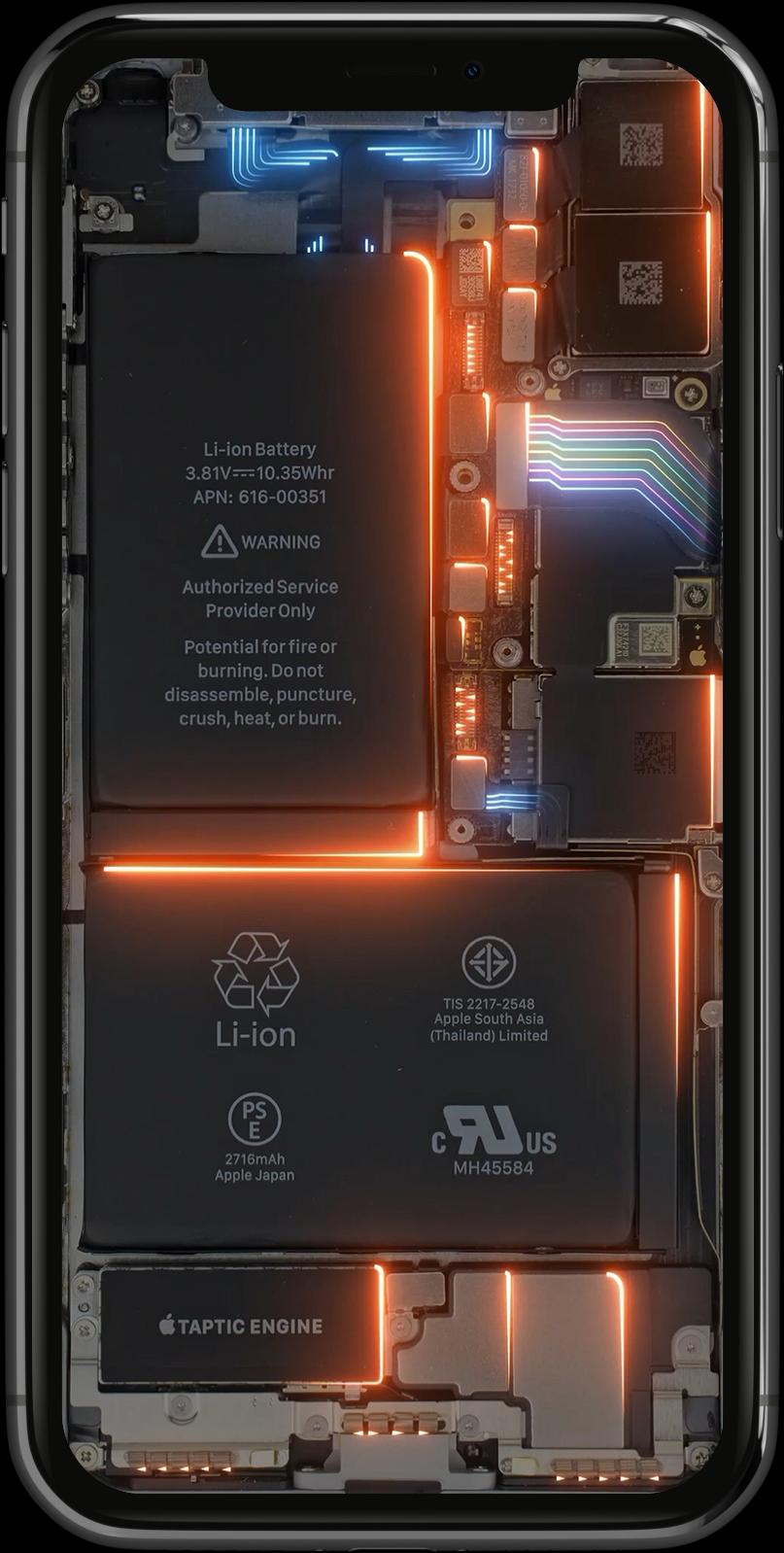 Phone Electricity Live Wallpaper For Android Apk Download