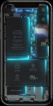 Phone Electricity Live Wallpaper screenshot 3