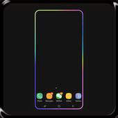 ikon Samsung Edge Lighting Live Wallpaper