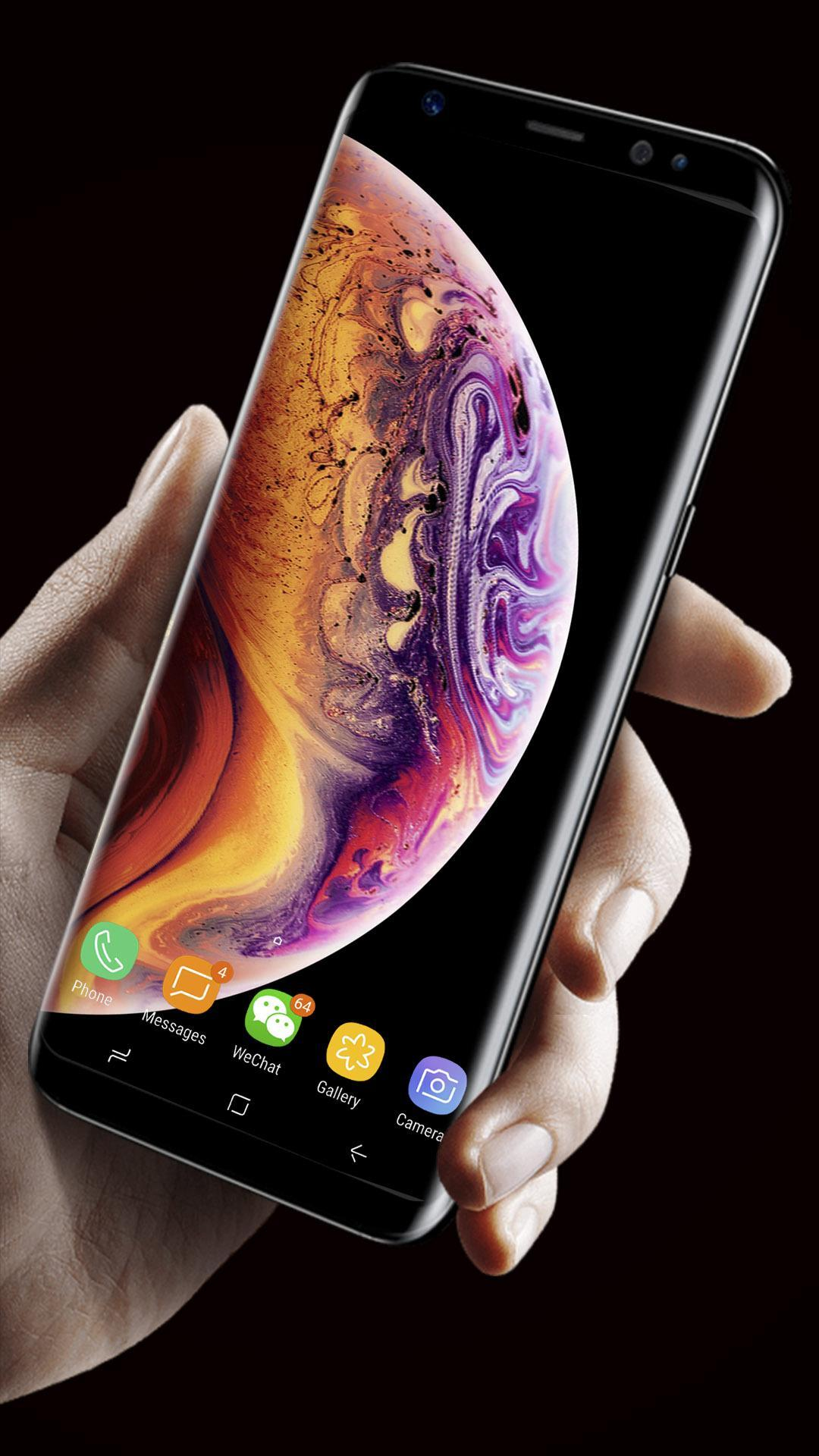 Phone XS MAX Live Wallpaper video for Android - APK Download