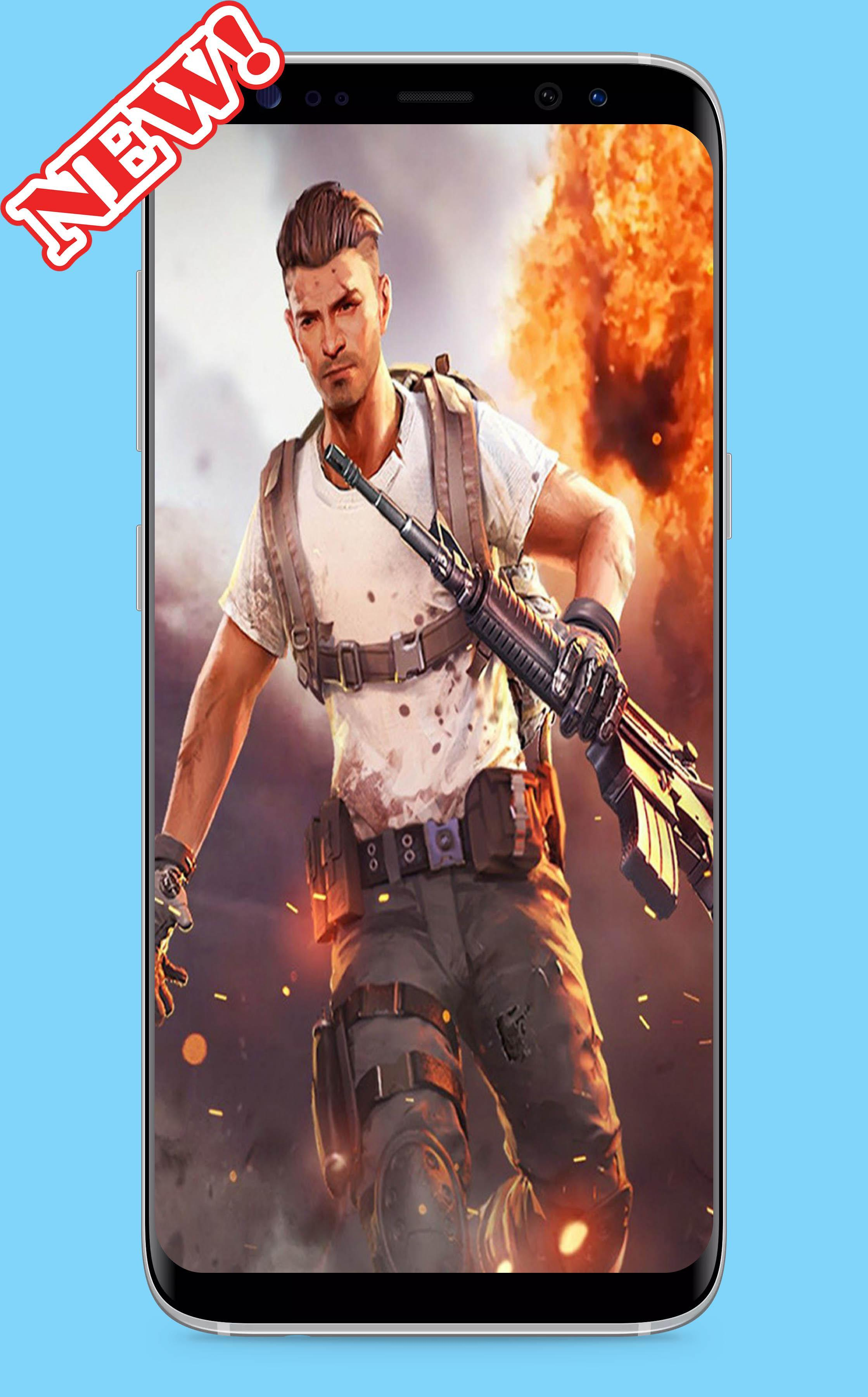 Free Fire Wallpaper Ff Wallpaper Hd For Android Apk Download