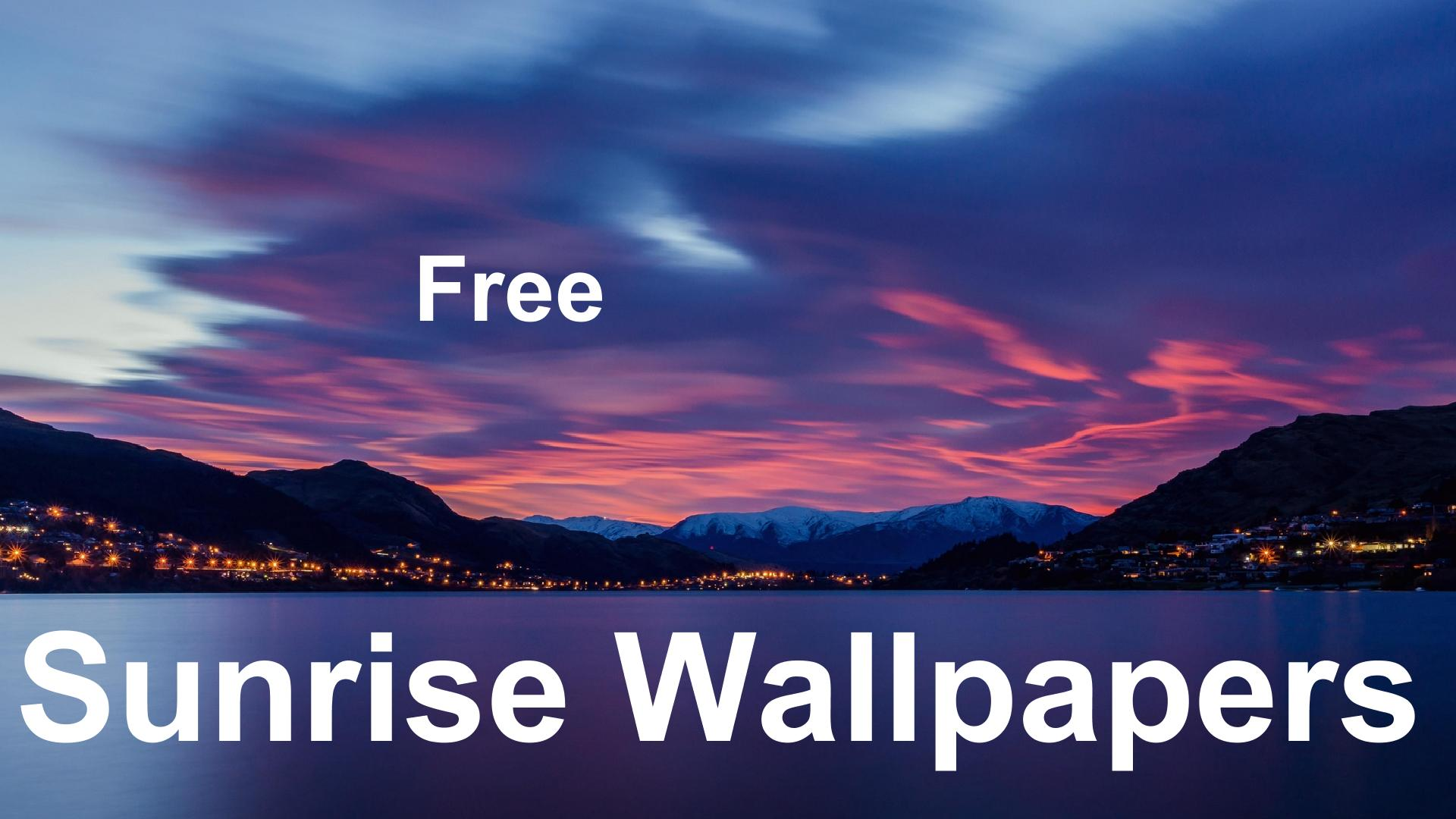 Sunrise Wallpapers And Background Editing For Android Apk Download
