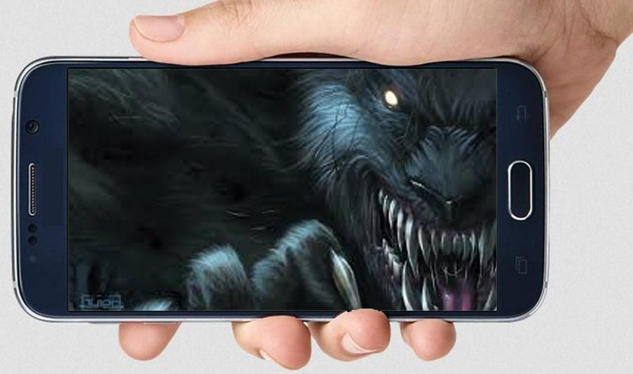 Bloody Scary Wolf Wallpaper For Android Apk Download