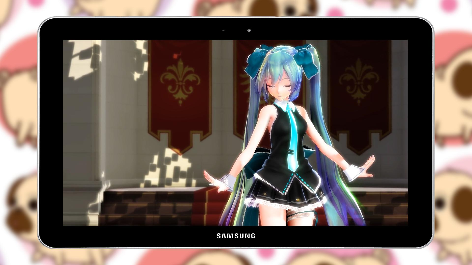 Hatsune Miku Live Wallpaper For Android Apk Download