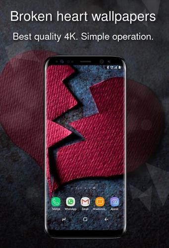 Broken Heart Wallpapers 4k For Android Apk Download