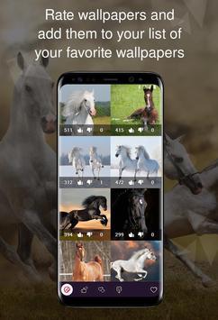 Horses wallpapers 4k screenshot 3