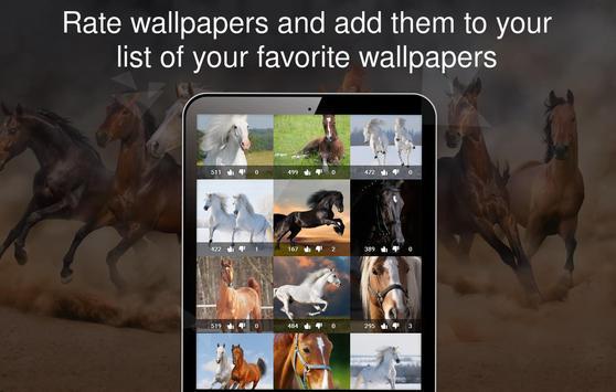 Horses wallpapers 4k screenshot 9