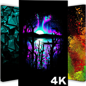 AMOLED Wallpapers | 4K | Super HD Background icon
