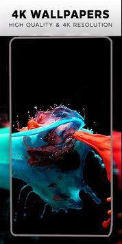 AMOLED Wallpapers | 4K | Super HD Background screenshot 3