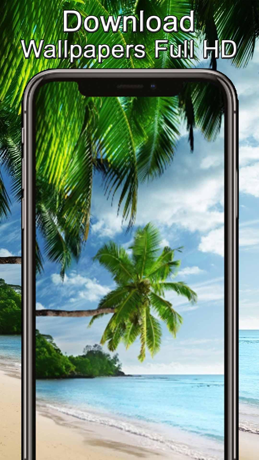 Beach Wallpapers Full Hd для андроид скачать Apk
