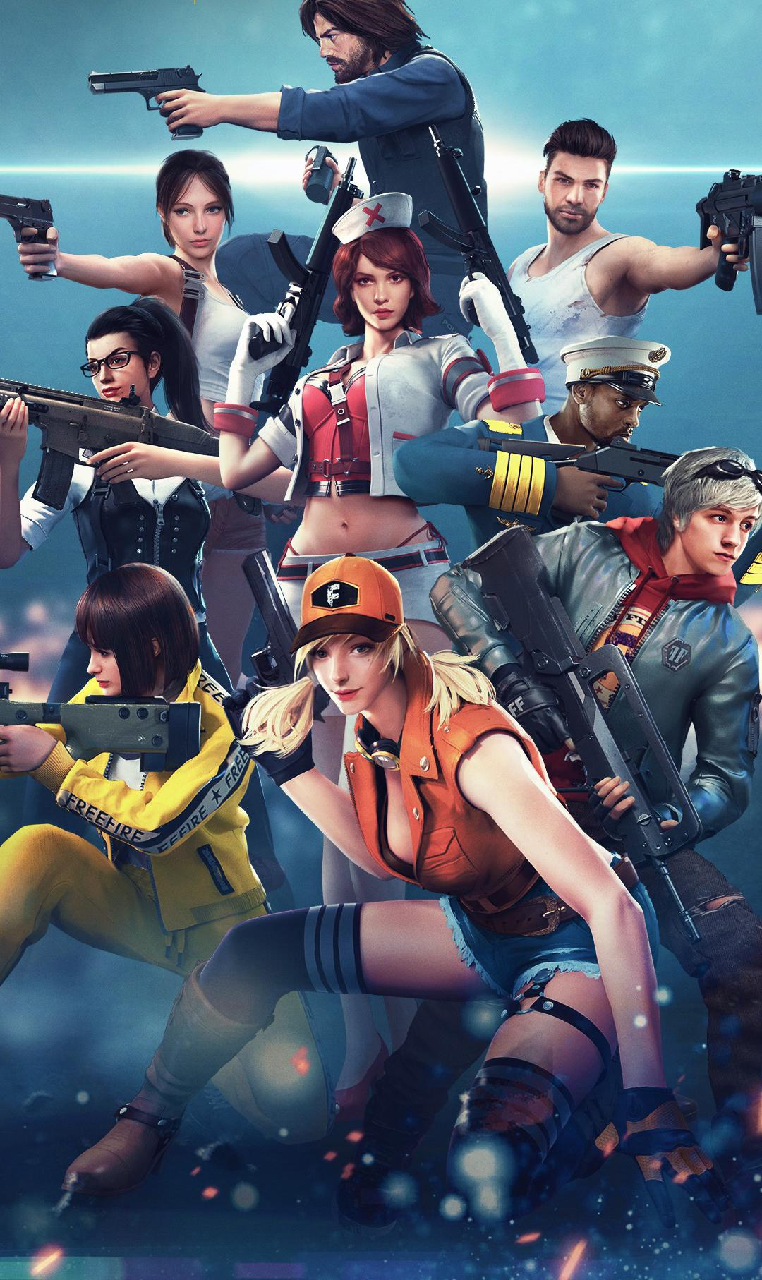 Best Free Fire Wallpapers Hd 2019 For Android Apk Download