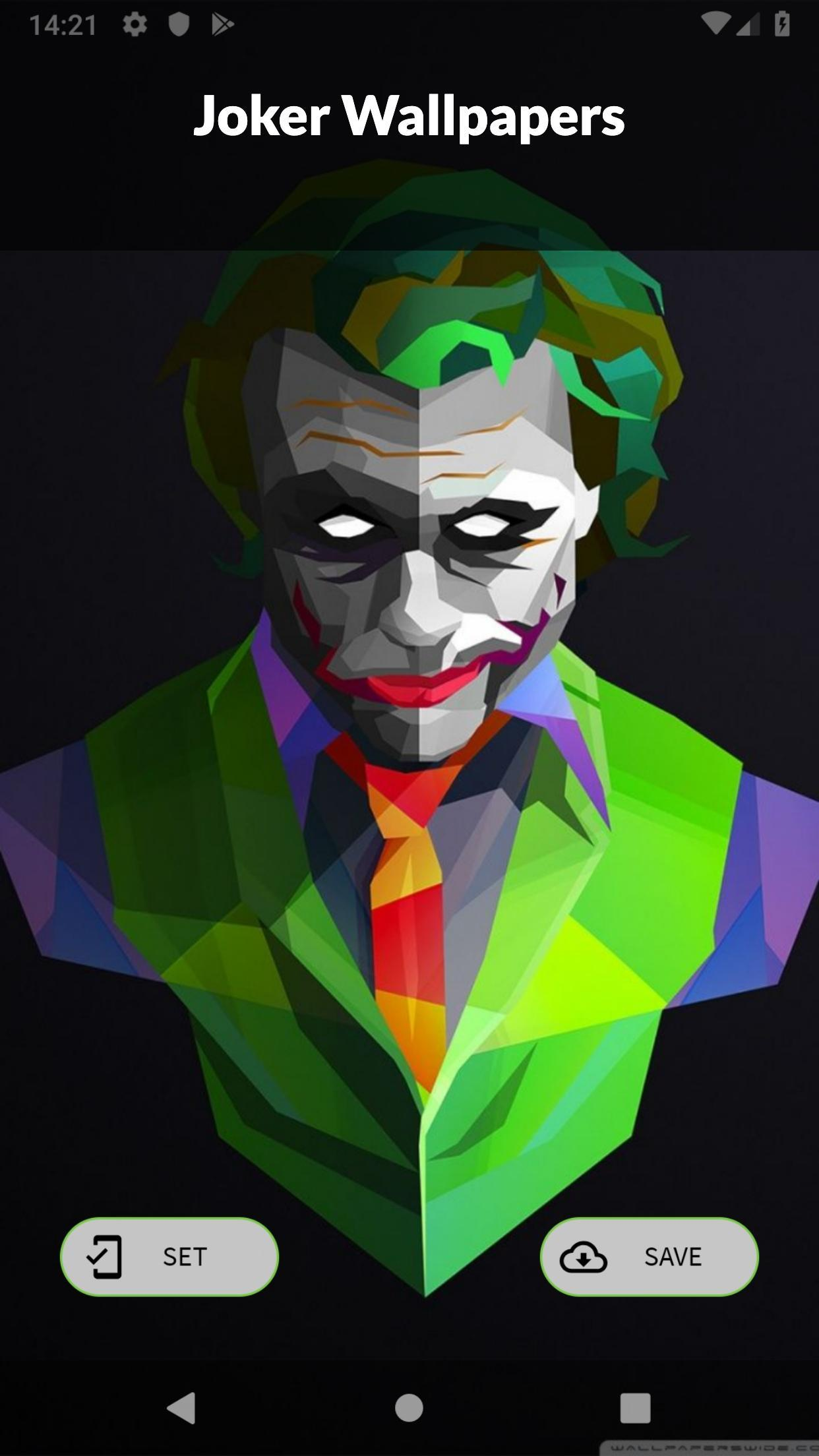 Joker Movie Wallpapers For Android Apk Download