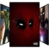 Superheroes Wallpapers : Offline icon