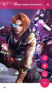 Free-Fire Wallpaper New 4K 2019 screenshot 3