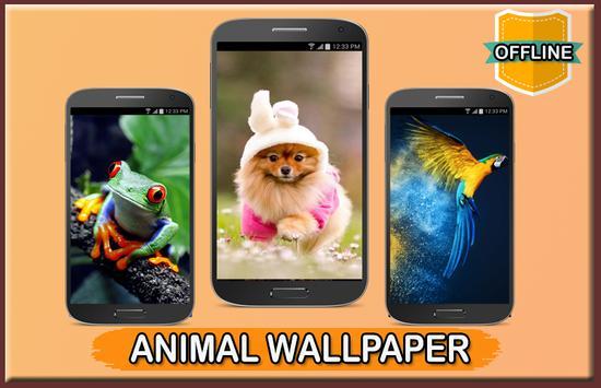 Animal Wallpaper Offline screenshot 2