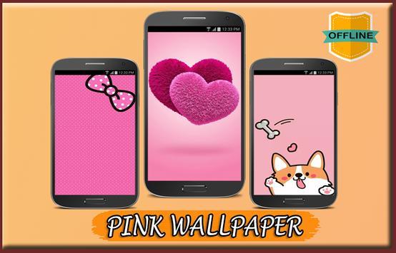 Pink Wallpaper 2019 poster