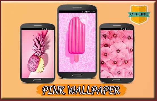 Pink Wallpaper 2019 screenshot 1