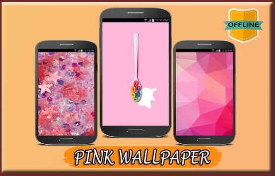 Pink Wallpaper 2019 screenshot 2