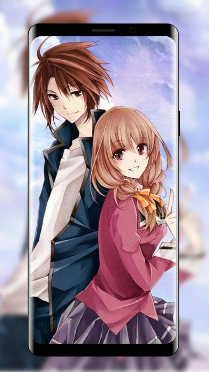 Wallpaper Pasangan Anime Lucu For Android APK Download
