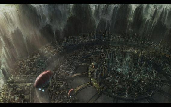 Future City Wallpapers HD screenshot 7