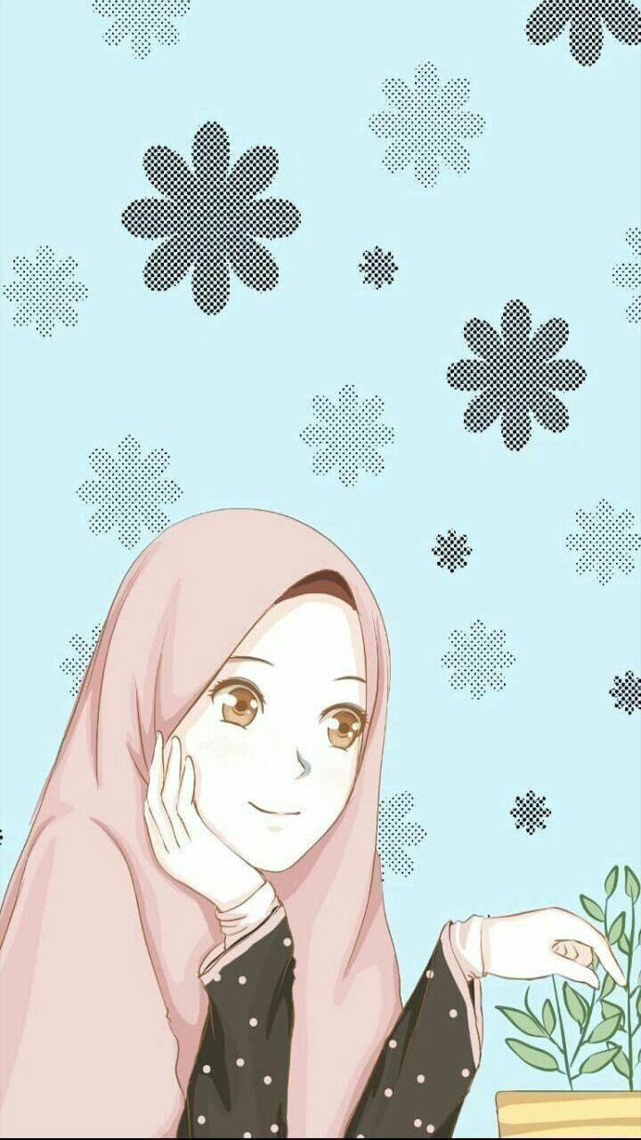 Hijab Anime Wallpapers - Backgroud Images for Android - APK Download