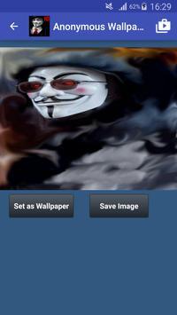 匿名黑客壁纸 截图 4
