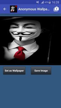 Anonymous Hacker Wallpapers screenshot 6