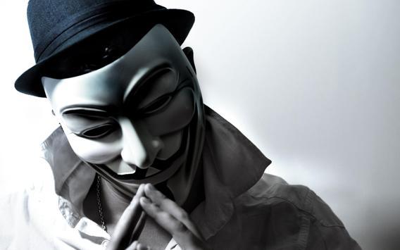 匿名黑客壁纸 截图 8