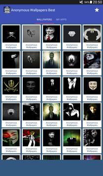 匿名黑客壁纸 截图 9