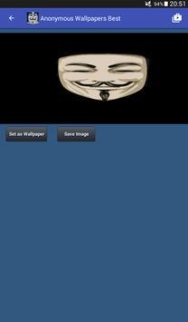 匿名黑客壁纸 截图 13