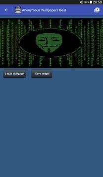 匿名黑客壁纸 截图 10