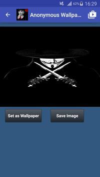 Anonymous Hacker Wallpapers screenshot 2
