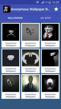 Anonymous Hacker Wallpapers screenshot 3