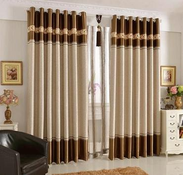 Design of Home Curtains poster