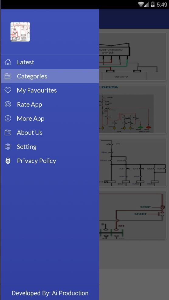 Draw Wiring Diagram for Android - APK Download on