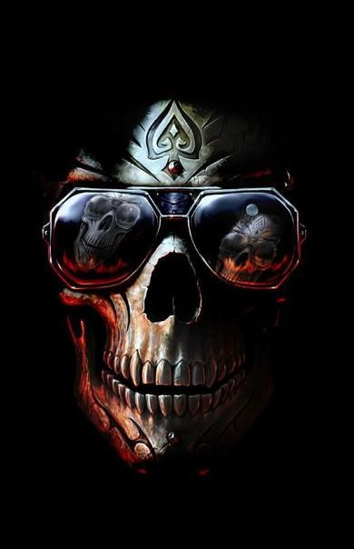 Skull Wallpaper Hd For Android Apk Download
