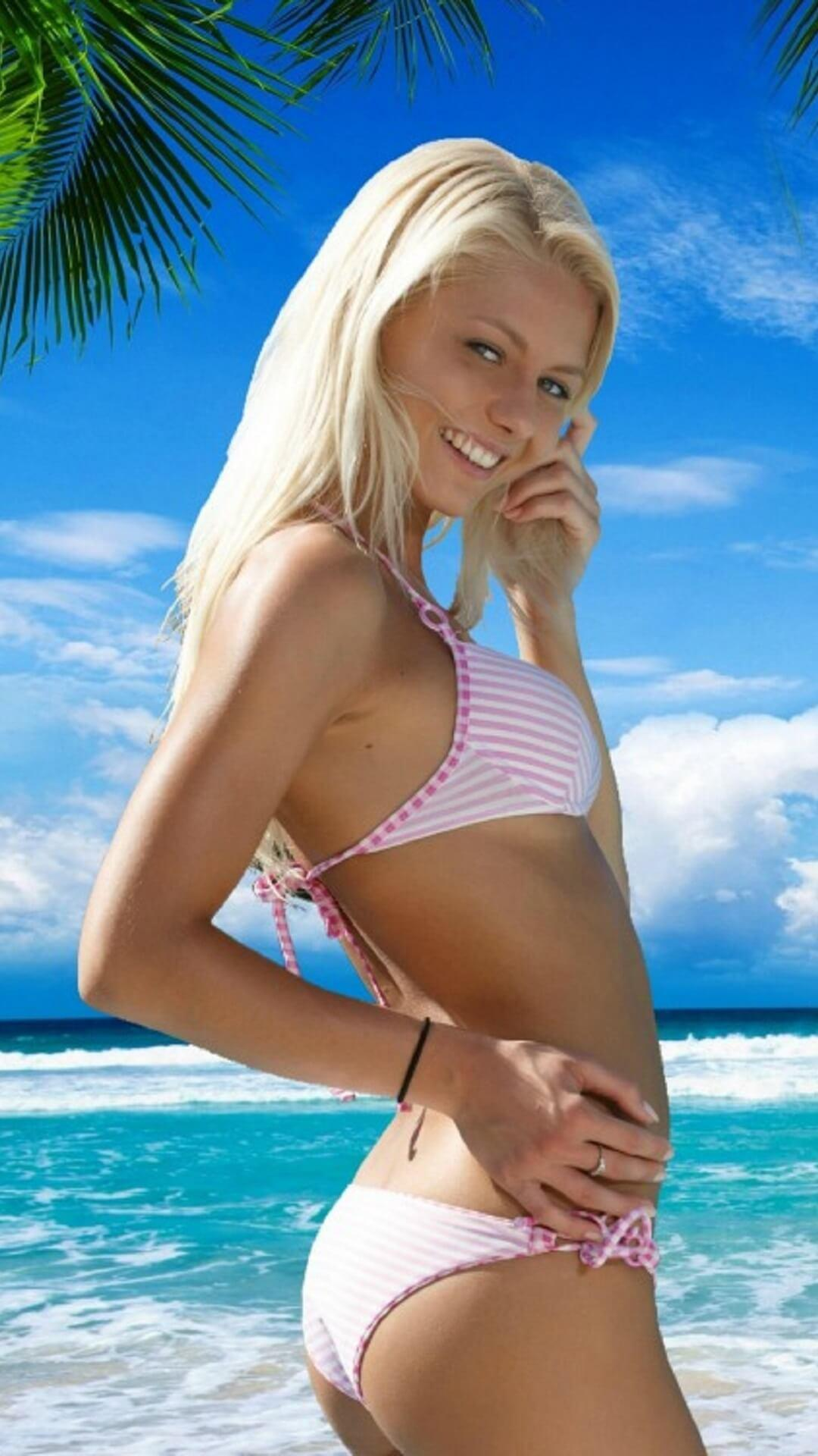 Heisse Bikini Girls
