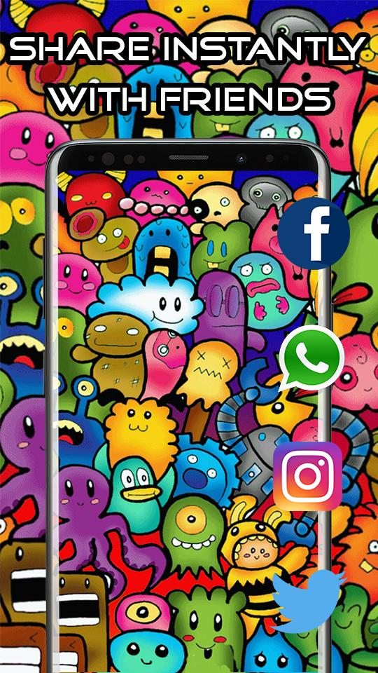 Doodle Wallpaper For Android Apk Download