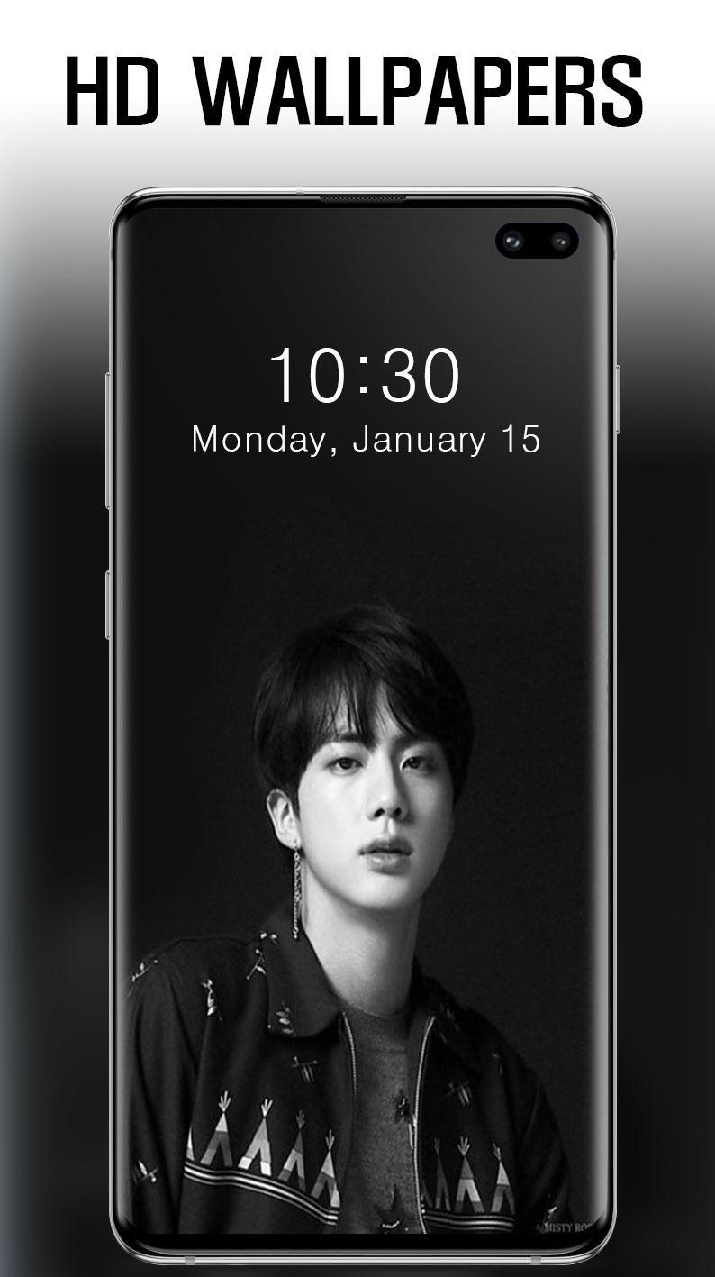 Bts Jin Wallpaper 2020 Kpop Hd 4k Photos For Android Apk Download