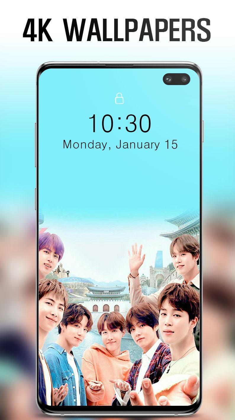 Bts Wallpaper 2020 Kpop Hd 4k Foto For Android Apk Download
