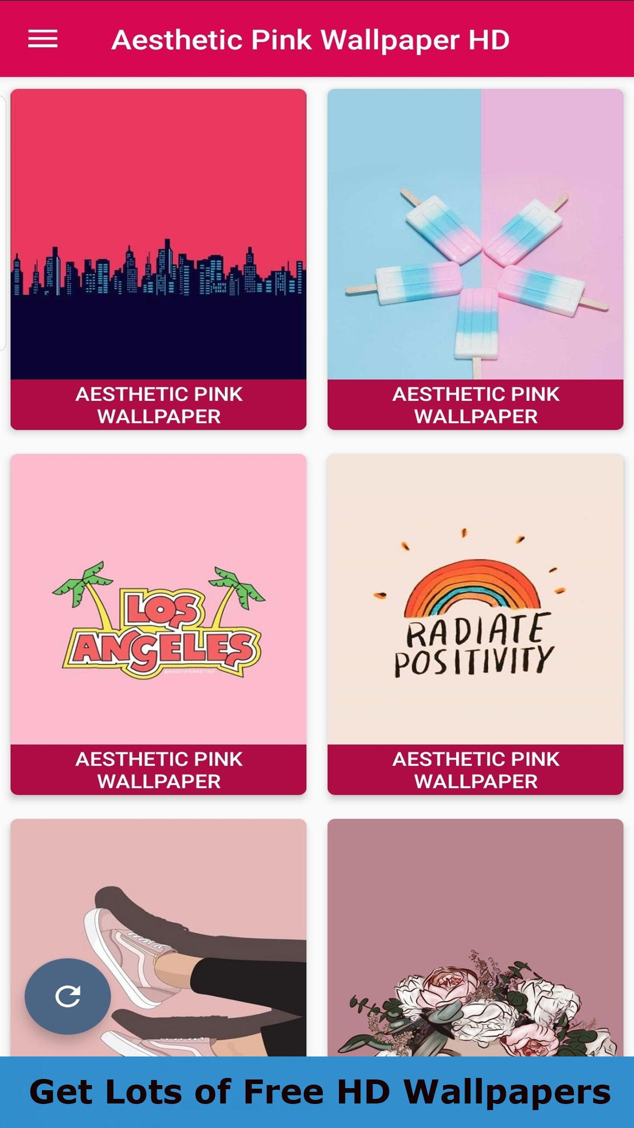 Aesthetic Pink Wallpaper For Android Apk Download