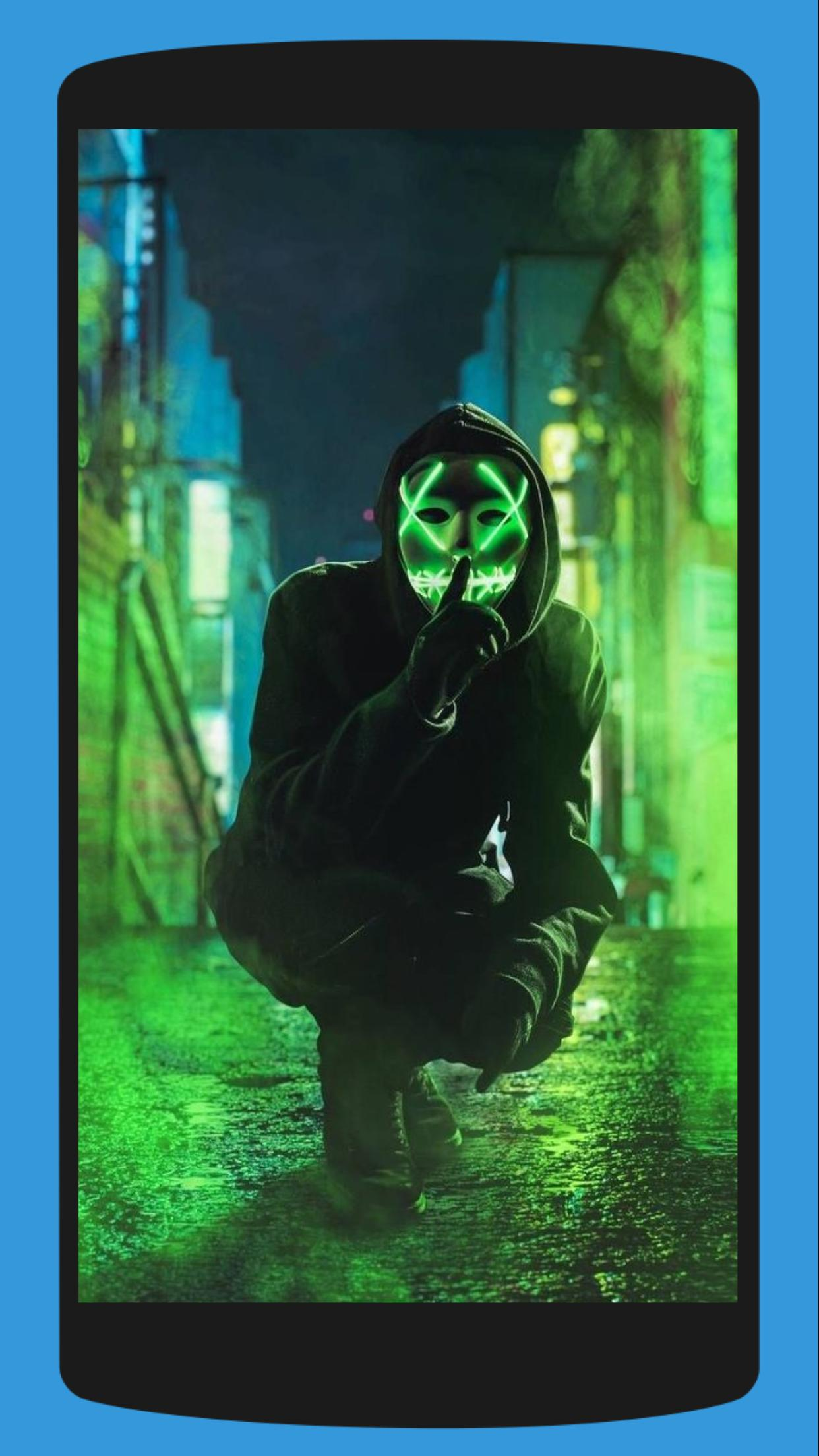 Hd Led Purge Mask Wallpaper For Android Apk Download
