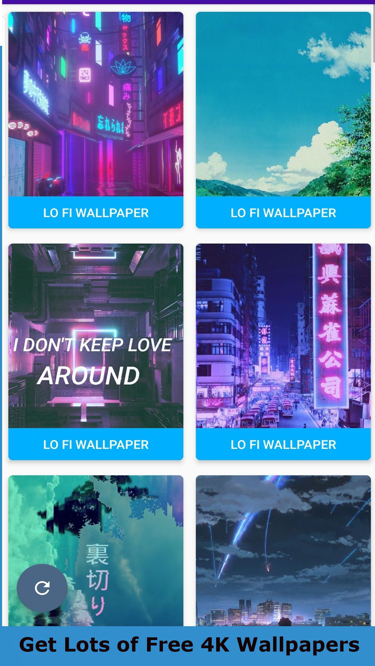 Lo Fi Wallpaper And Lock Screen 4k For Android Apk Download