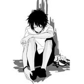 HD Sad Anime Wallpaper icon