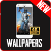 📲 IWALL | Pubg Wallpapers Battlegrounds Hd 4k 圖標