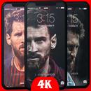 Lionel Messi Wallpaper 4K&HD Wallpapers 2O2O APK