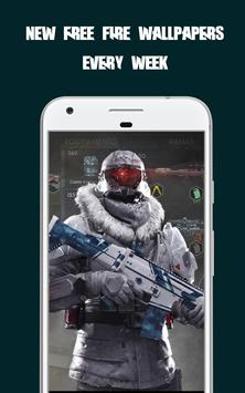 Iwall Ff Free Fire Wallpapers Hd 4k Gamers For Android