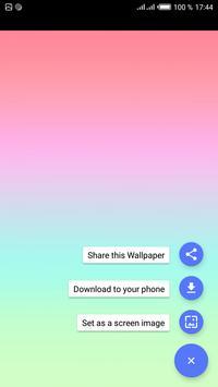 Gradient Wallpapers 2019 screenshot 1