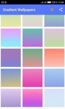 Gradient Wallpapers 2019 screenshot 2